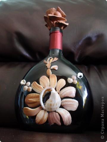 морская бутылка #1 фото 3