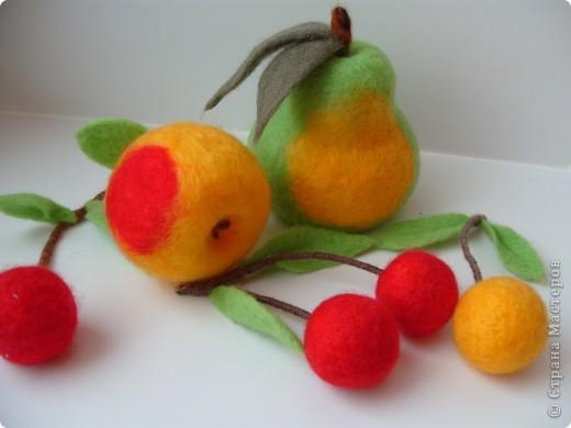Сваляла вот такие фрукты)))) фото 1