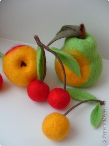 Сваляла вот такие фрукты)))) фото 5