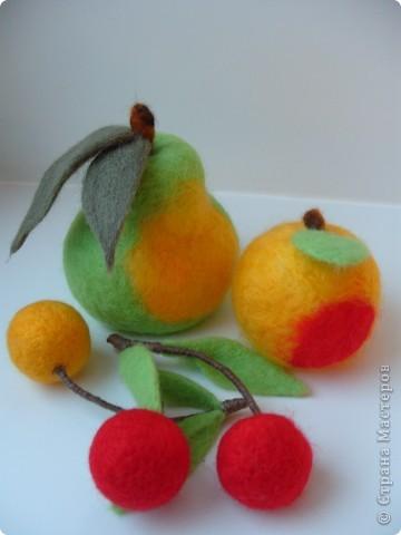 Сваляла вот такие фрукты)))) фото 2