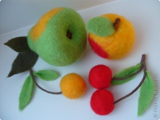 Сваляла вот такие фрукты)))) фото 3