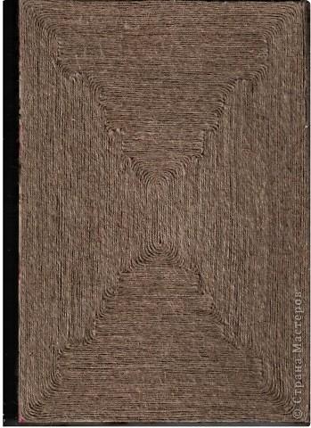 """В """"одёжке"""" используется салфетка, шпагат, картонка и клей """"Момент"""". Лицевая сторона. фото 2"""