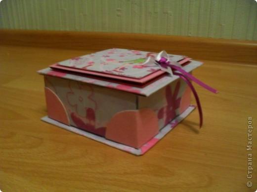 Попросила меня дочка сделать ей коробочку.... А она фанатка Winx, вот я ей и сотворила.. фото 2