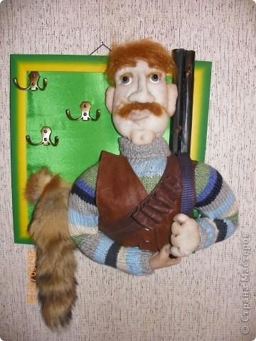 Ключница - для охотника))))