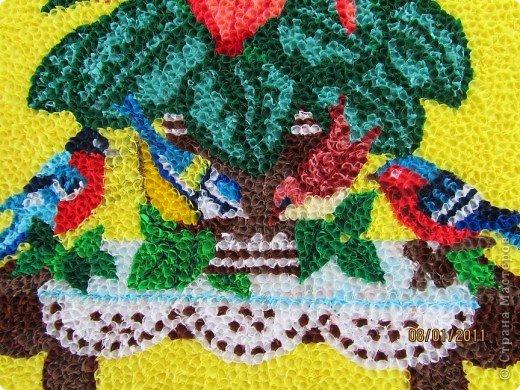 Здравствуйте, уважаемые Мастерицы!!! Сегодня у меня цикламен. Очень люблю этот цветок, дома у меня есть такое растение. Снежная сказка зимы становится не такой грустной когда на подоконнике появляется нежное облако цветов цикламена. фото 4