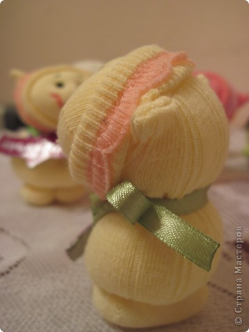 В предверии Дня Валентина пошились Поцелуйчики ( спасибо за идею Наталье Егоровне  http://stranamasterov.ru/node/115104?tid=1054) фото 3