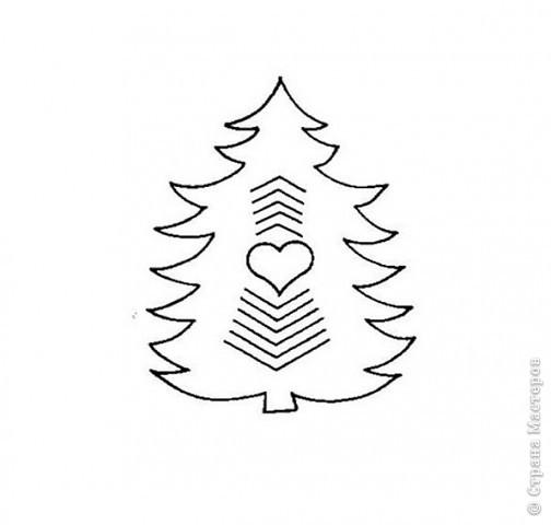 Открытка с елками фото 3