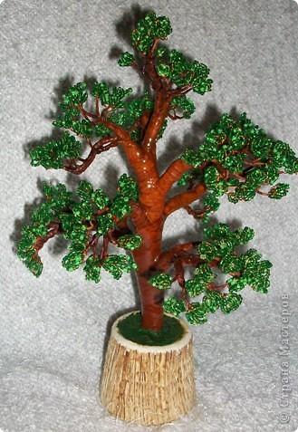 Бисерное дерево. фото 1