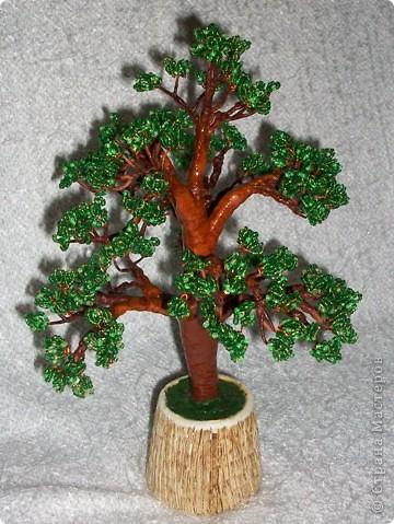 Бисерное дерево. фото 3