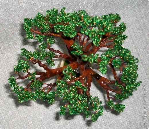 Бисерное дерево. фото 5