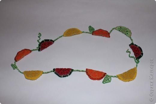 фруктовые дольки