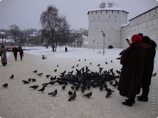 9 января посетили Троице-Сергиеву Лавру. Одна из древнейших обителей Подмосковья находится в городе Сергиев Посад. фото 8