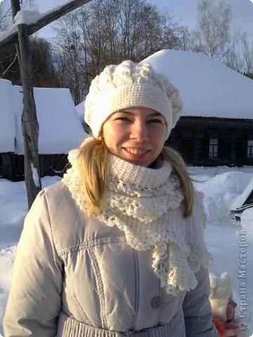 Это моя доченька Ярослава в очередной шапочке)))))  фото 31
