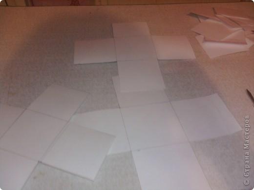 Нам понадобится картон,клей ножницы, салфетки фото 9
