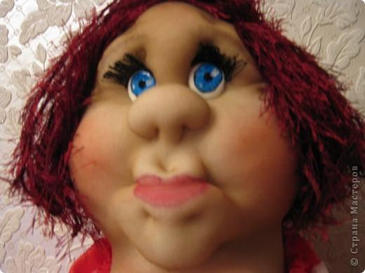 Это кукла-пакетница фото 3