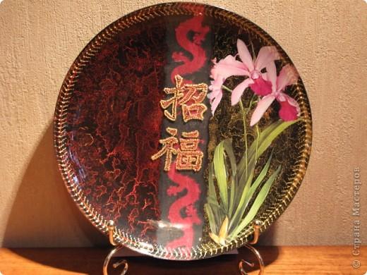 """Панно """"Япония"""": рисовая бумага, салфетки, шпагат, канат. фото 4"""