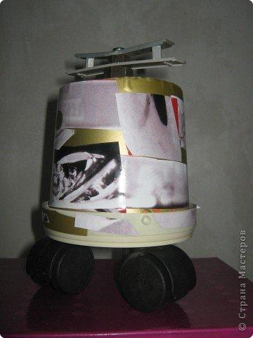 Нас с мужем тоже увлекла идея ракетостроения. Вот что в итоге у нас получилось. фото 9