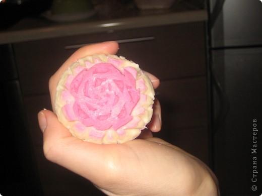 Мыльно-кофейные тортики-скрабики )) фото 3