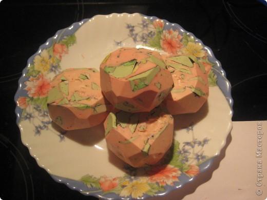 Мыльно-кофейные тортики-скрабики )) фото 6