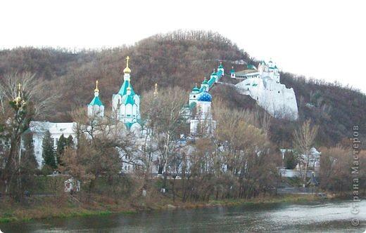Свято Успенская Святогорская Лавра. фото 1