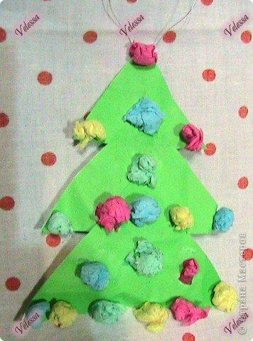 Наконец-то покажу наши Новогодне-Рождественские украшательства.  Это собственно мой Веночек. Основа - настоящая виноградная лоза, заготовленная осенью.  фото 5