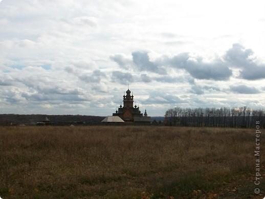 Экскурсия в Святогорскую Лаврую. Всехсвятский скит. фото 1