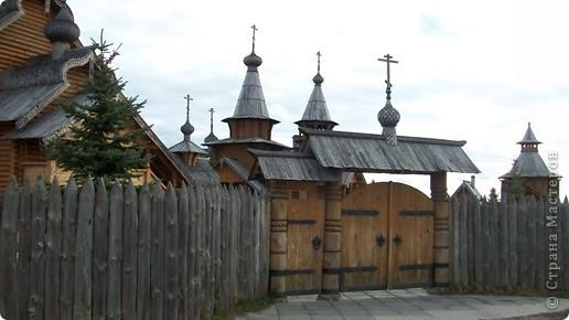 Экскурсия в Святогорскую Лаврую. Всехсвятский скит. фото 10
