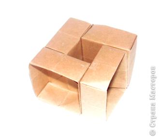 Использование коробочек оригами фото 1