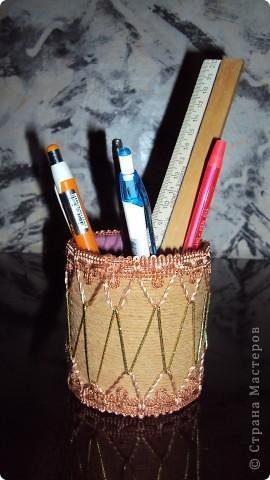 Украшение письменного стола фото 1