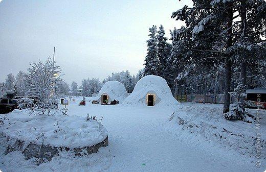 Поездка в Лапландию фото 29