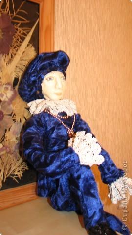 Кукла, Мой первый опыт... фото 2