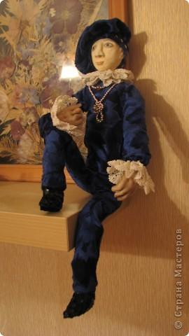 Кукла, Мой первый опыт... фото 3