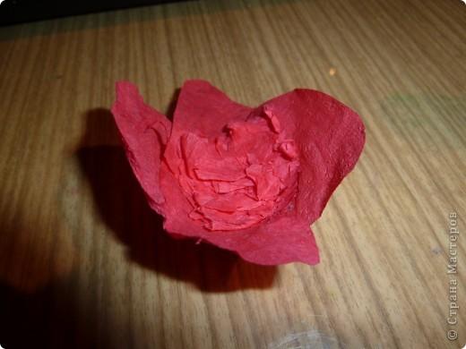 вот сначала делаем цветочек фото 1
