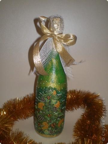 Вот такие бутылочки получились. фото 2