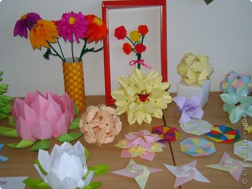 """Очередная попытка """"приручить"""" оригами. фото 4"""