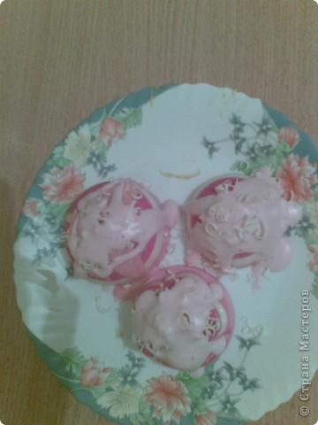 Мыльно-кофейные тортики-скрабики )) фото 8