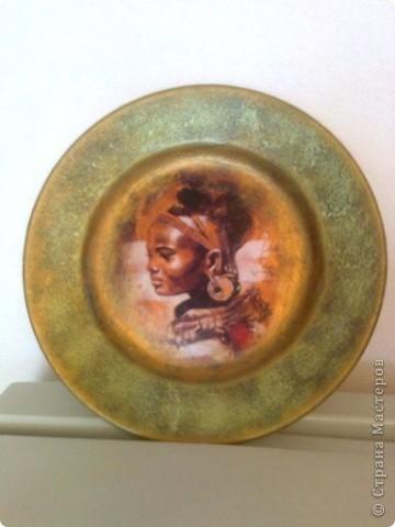 Очень понравилась тема африканских рисунков и мотивов. Вот что получается... фото 4