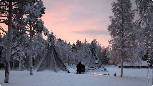 Поездка в Лапландию часть2 фото 1