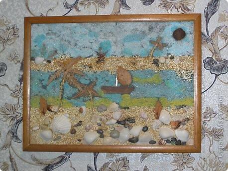 Воспоминание о лете: морская соль, ракушки, кора деревьев и кукурузная каша