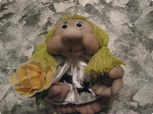 Кукла Марфуша