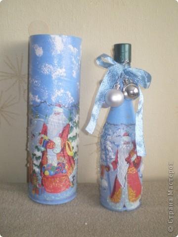 Вот такие бутылочки получились. фото 5