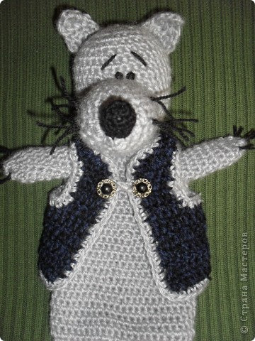 Вязание крючком - Кукольный театр.