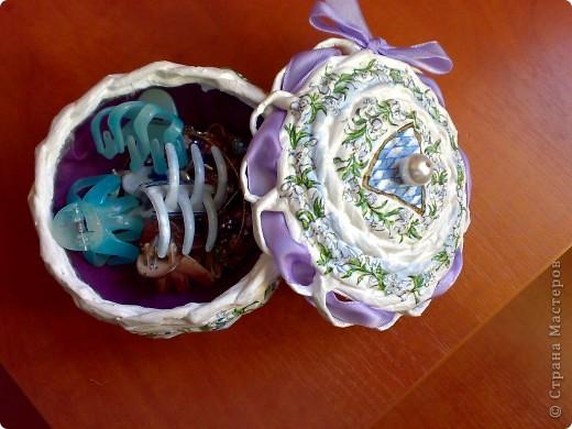 Шкатулочка в подарок фото 2