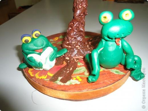 Веселые лягушата фото 1