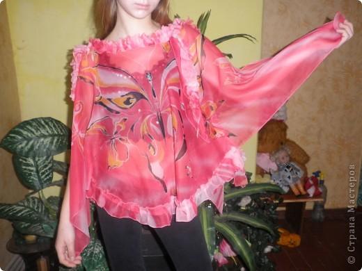 Блузка -  швидко і красиво фото 2