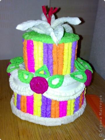 Торт к Дню Рождения братика фото 1