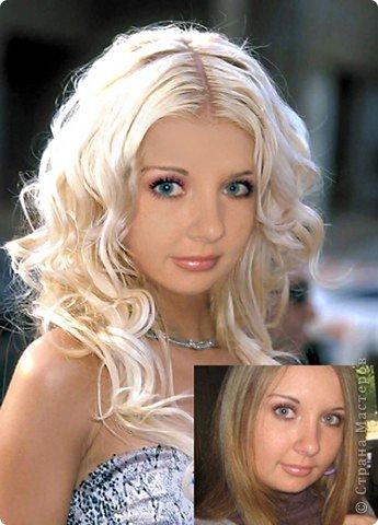 Мои работы в фотошопе (До и после) фото 4