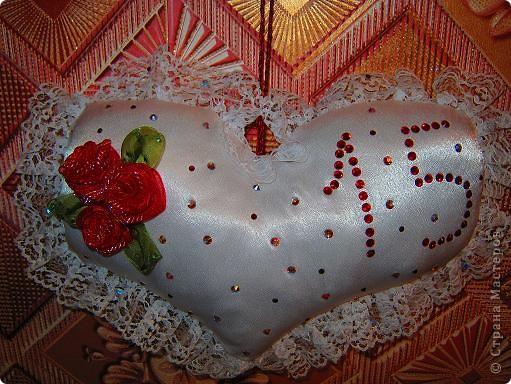 Подушка с маками фото 2
