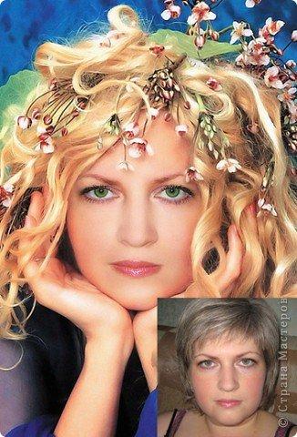 Мои работы в фотошопе (До и после) фото 5