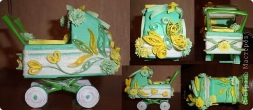 Подарочек на рождение малыша)))